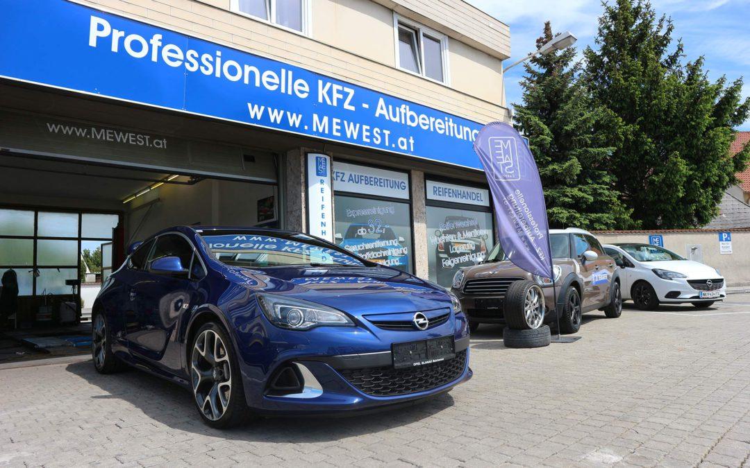 MEWEST Carpoli – Autoaufbereitung auf höchstem Niveau, neu in Neunkirchen